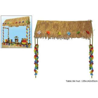Capanna per festa Hawaiana