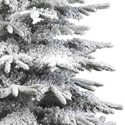 Albero di Natale Alaskan innevato