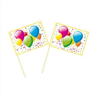 Stecchini Party Balloons 50 pezzi
