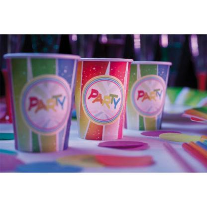 Bicchieri Party confezione da 10 pezzi