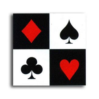 Tovaglioli Poker 16 pezzi