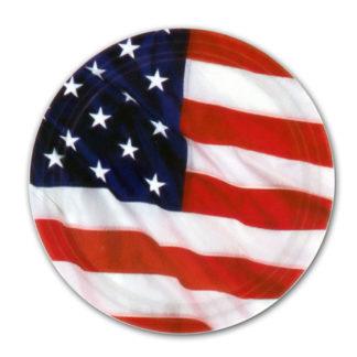 Piatti America conf. 8 pezzi