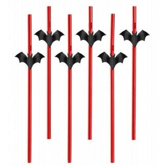Cannucce Pipistrelli 6 pezzi