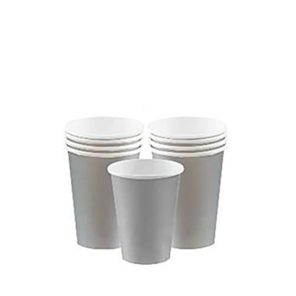 Bicchieri argento 8 pezzi