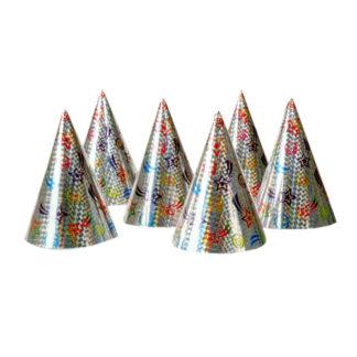 Cappellini Coni Mignon Hologram conf. 6 pz.