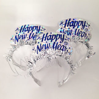 Corone HAPPY HEW YEAR argento ck024