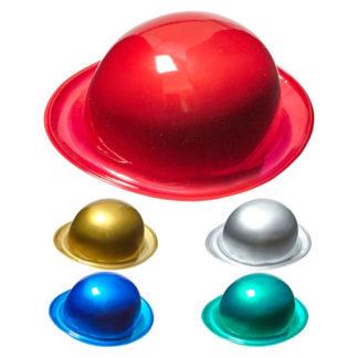 Bombette metallizzate colori assortiti 12 pezzi