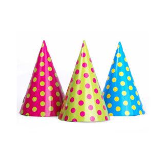 Cappellini Party a cono conf. 6 pezzi