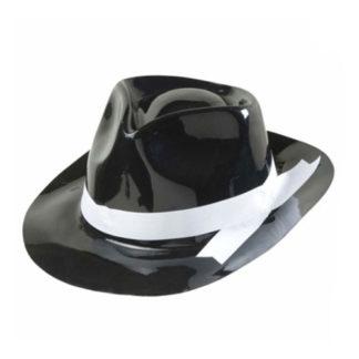 Cappello gangster pvc