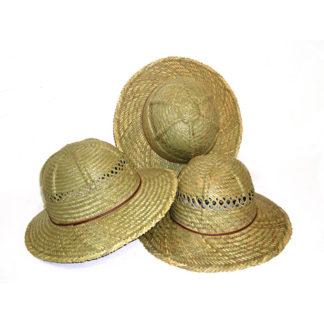 Cappello safari paglia