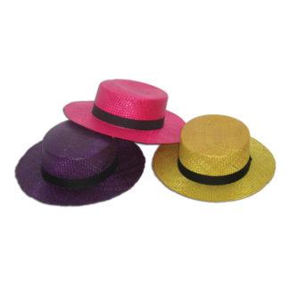 Cappello paglietta paglia