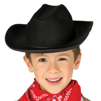 Cappello cow boy Bimbo