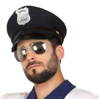 Cappello Polizia nero