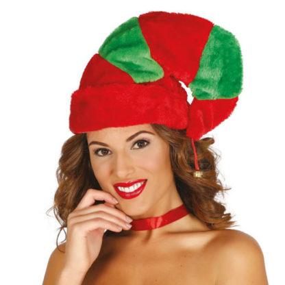 Cappello da elfo con campanellino