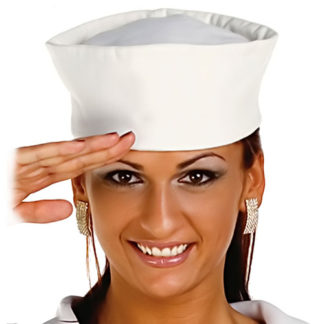Cappello marinaio in tessuto