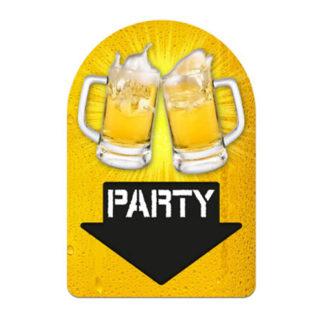 Decoro Beer Party pvc cm. 58