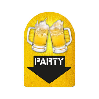 Decorazione Beer Party cm 58