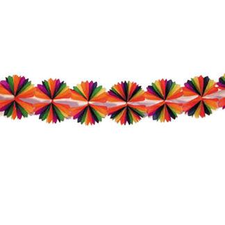Festone multicolore Hawaii mt 5