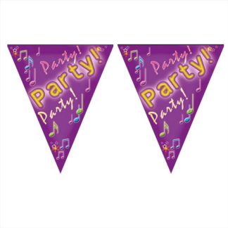 Bandierine PARTY pvc mt 5