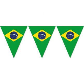 Bandierine Brasile PVC mt 5
