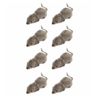 Topo Peloso set 8 pezzi