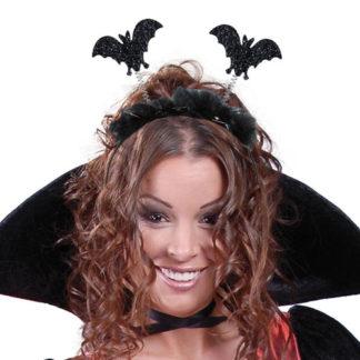 Cerchietto Pipistrelli glitter