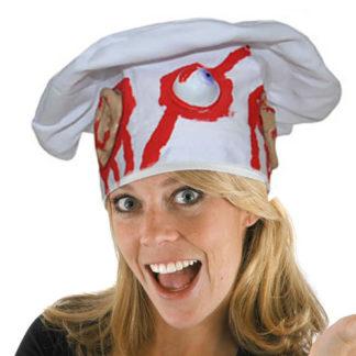 Cappello Cuoco Pazzo Mad Chef