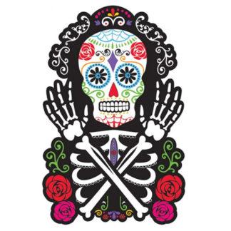 Decoro Dia de Los Muertos cm 38