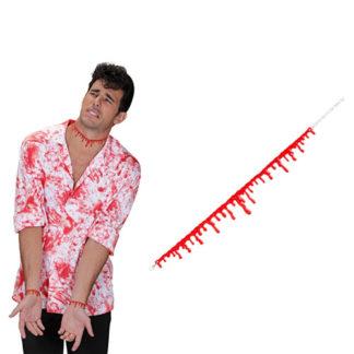 Girocollo Gocce di sangue
