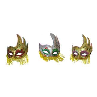 Maschera con Frangia