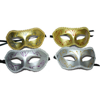 Maschera domino veneziana