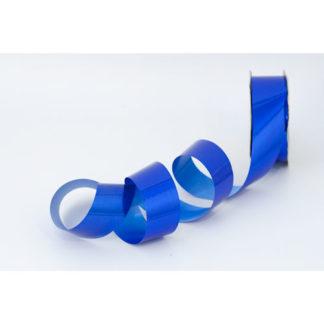 Nastro in bobina blu lucido mt 100