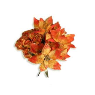 Ramo con 9 fiori assortiti cm 50
