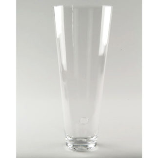 Vaso in vetro per lucine