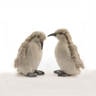 Pinguino in peluche cm 20