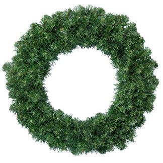Corona pino verde Imperial cm 90