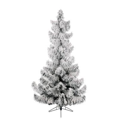 Albero di Natale Colorado innevato cm 180
