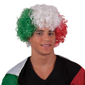 Parrucca Italia riccia