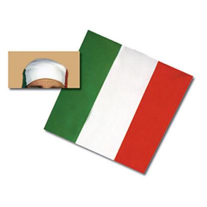 Bandana Italia tricolore