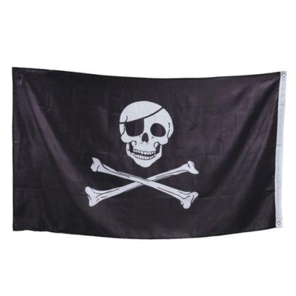 Bandiera pirata maxi mt 1,50