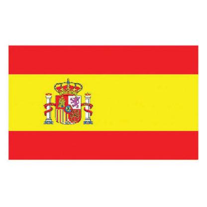 Bandiera Spagna maxi mt 1,50