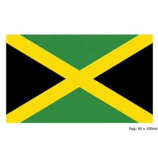 Bandiera Giamaica maxi mt 1,50