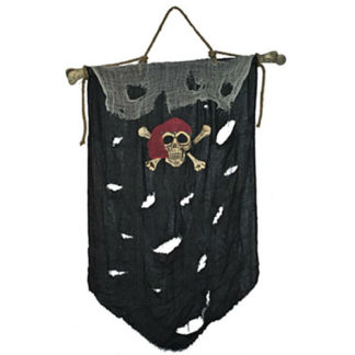 Stendardo pirata lusso cm. 140