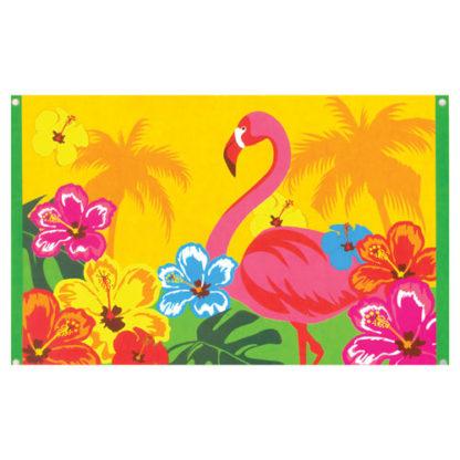 Bandiera decorazione festa hawaiana cm 90