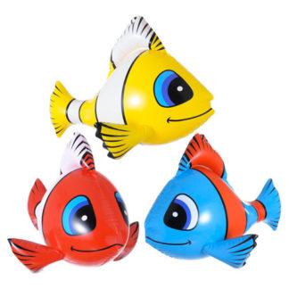 Pesci tropicali gonfiabili