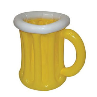 Boccale Birra gonfiabile per Bibite cm. 63