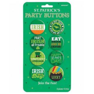 Spilla San Patrick conf. 8 pezzi