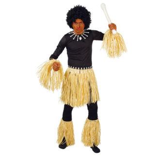Costume indigeno set da 5 pezzi