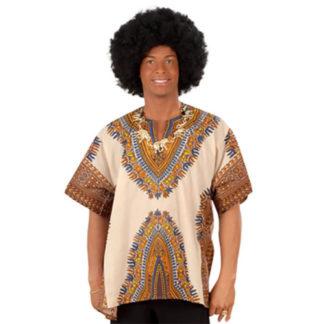 Camicia stile africano uomo