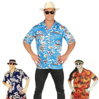 Camicia hawaiana uomo